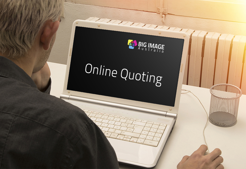 Online Quote and Ordering